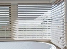 Kwikfynd Fauxwood Blinds akolele